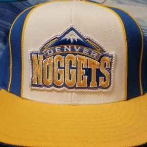 Fitted 7 5/8 New Denver Nuggets hat